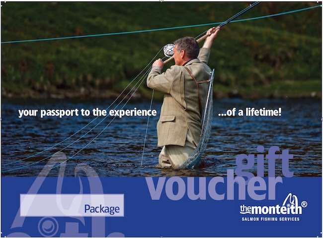 Fishing Gift Vouchers Scotland