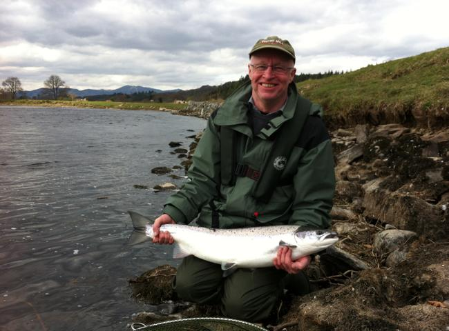 Salmon From The River Tay