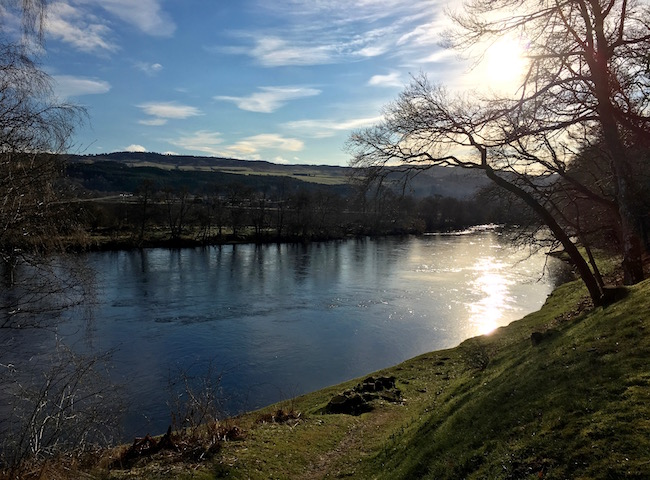 The Famous River Tay