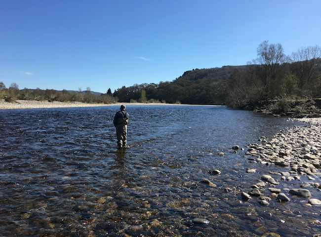 The Salmon Rivers Of Scotland