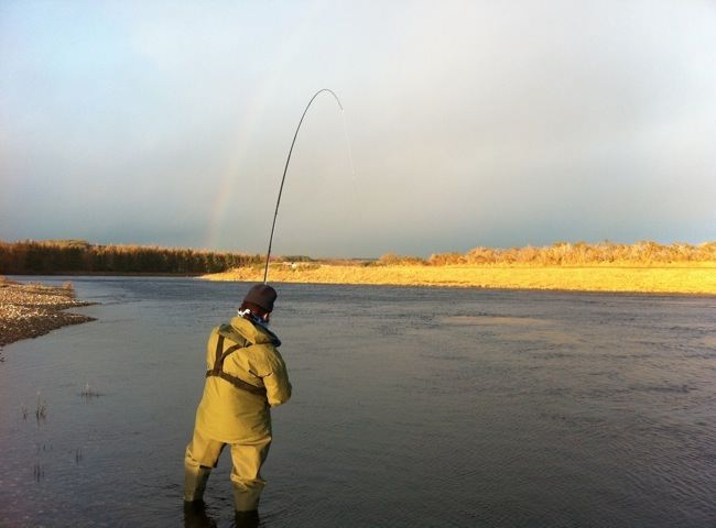 Fishing During The Early Spring Months