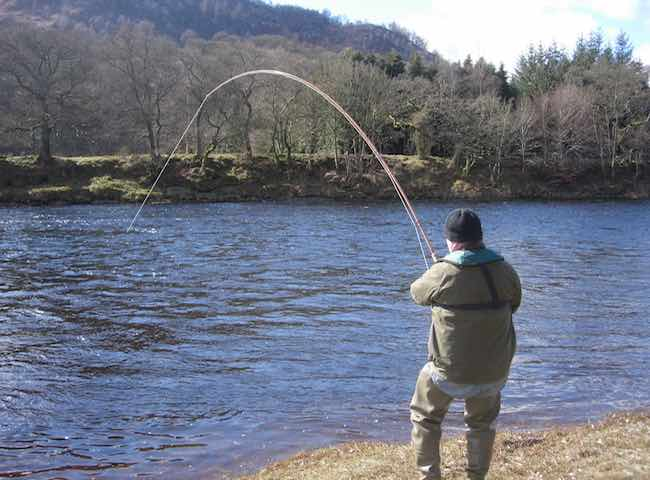 Fishing Holidays In The UK