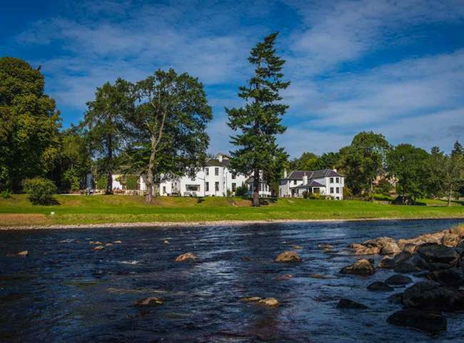 River Dee Accommodation