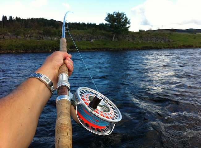 Fishing Tuition Scotland