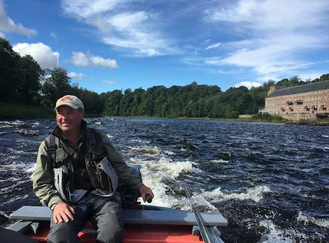 Fly Fishing Trips In Scotland