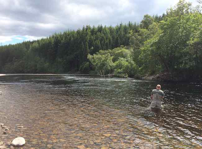 River Fishing Trips