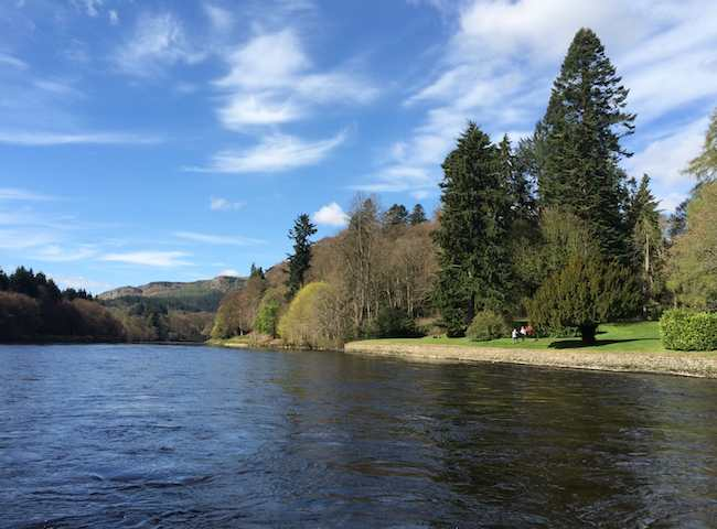Scotland's River Tay