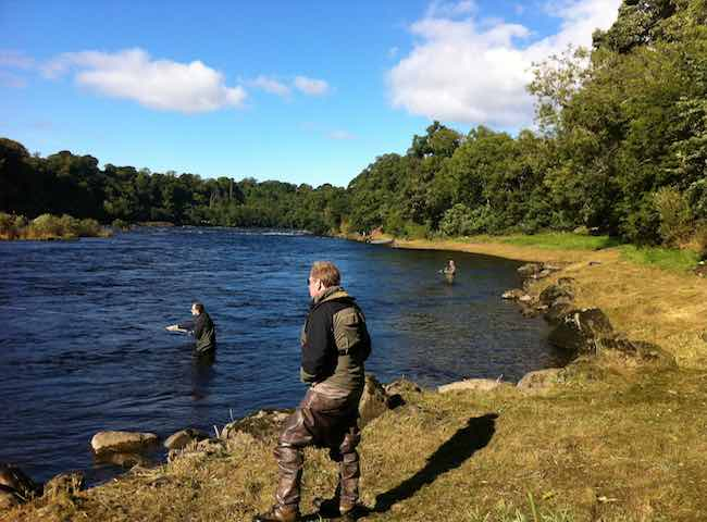 River Fishing In Scotland