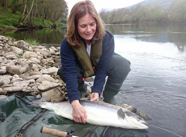 Salmon Fishing Gift Voucher