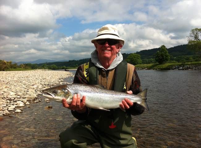 Salmon fishing in Scotland offers some of the most exciting anywhere in the world as Scotland has a unique 400 salmon river infrastructure and fantastic local hotel accommodation in all river valleys.