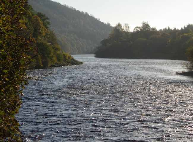 Dunkeld Salmon Fishing