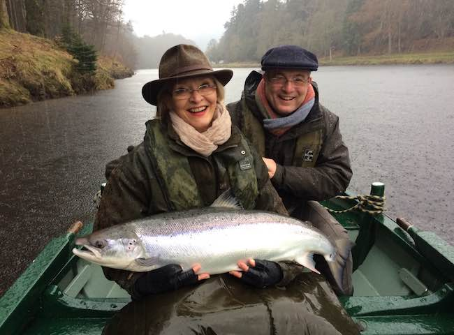 Spring Salmon Fishing Scotland