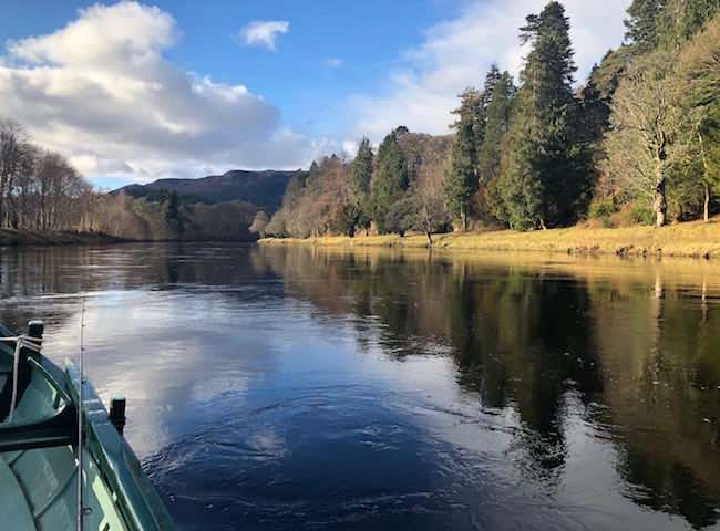River Tay Guided Fishing