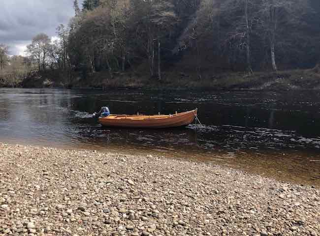 Salmon Fishing In Scotland