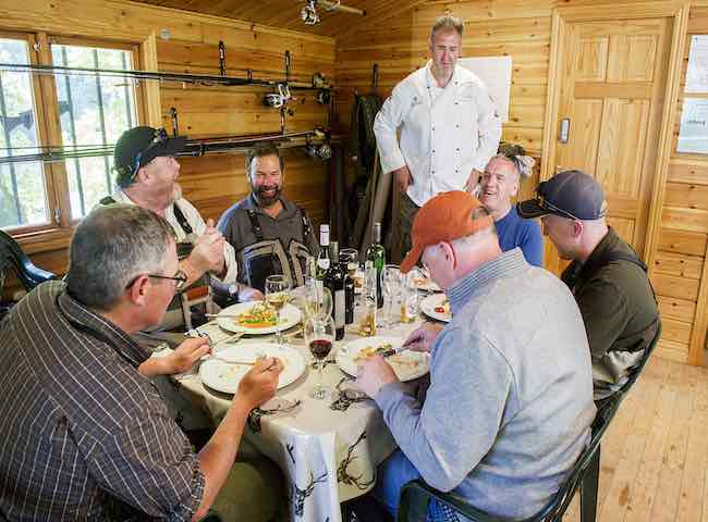 Salmon Fishing Groups