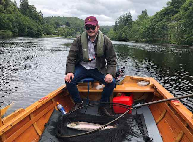 Salmon Fishing Tours Scotland