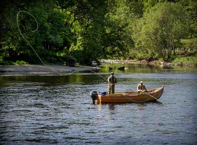 Dunkeld House Salmon Fishing