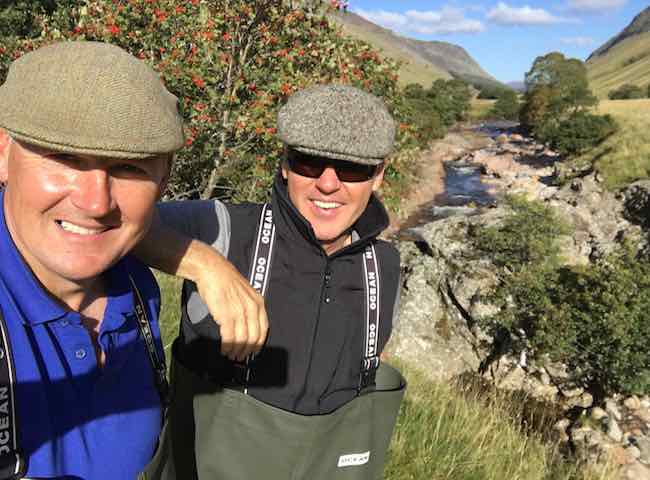 Thousands of international anglers visit Scotland each year in pursuit of our Atlantic salmon and it's no wonder why with over 400 salmon rivers some of which are massively famous on a global scale.