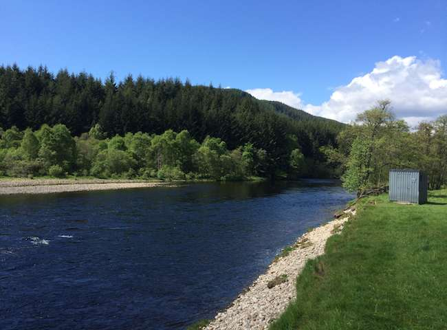 The Rivers Of Scotland Are Perfect For A Fishing Holiday