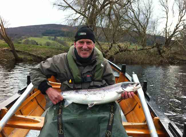 It Is Always A Special Moment When You Catch A Scottish Salmon