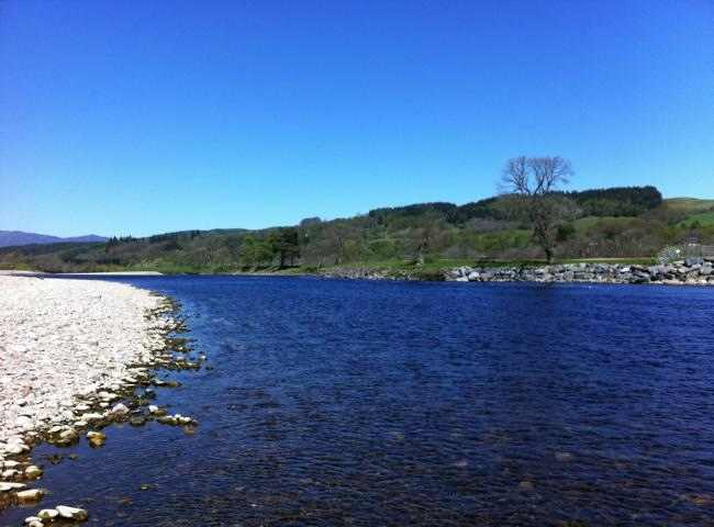 Fishing Breaks In Scotland For Atlantic Salmon