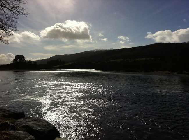 The Salmon Rivers Of Scotland Have Some Fabulous Scenery