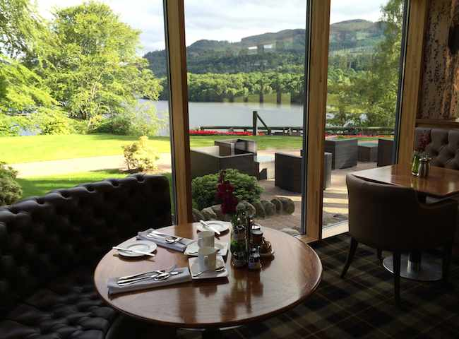 Scotland Has Many Top Quality Hotels For Visiting Salmon Anglers