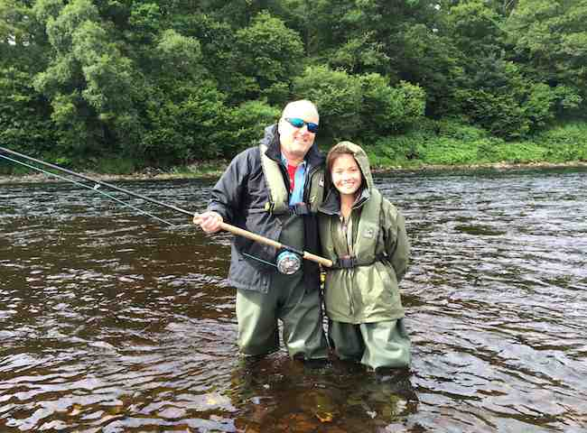 Come To Scotland For A Fishing Holiday