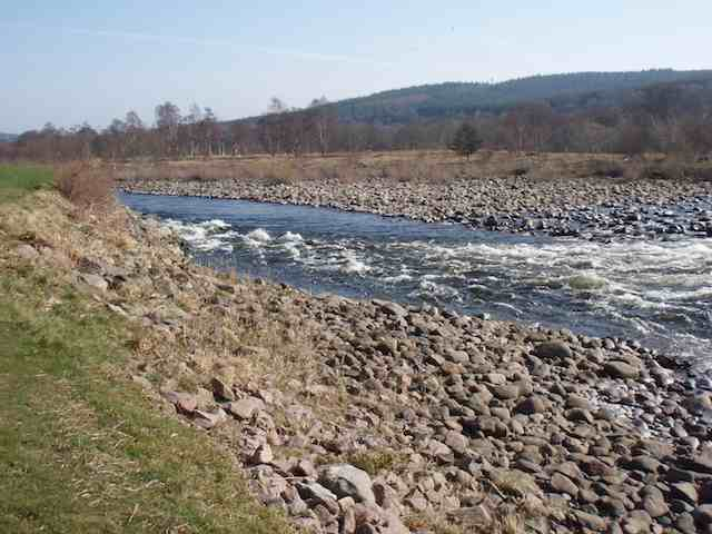 The River Dee Is One Of Scotland's Most Spectacular Salmon Rivers