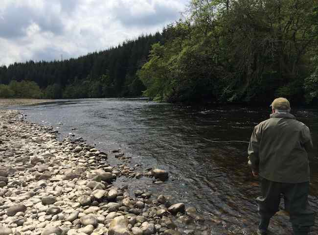 Test Your Fishing Skills In Scotland