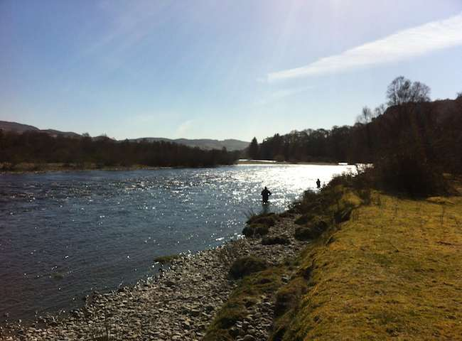 Fly Fish Your Way Through Some Of Scotland's Finest Salmon Rivers