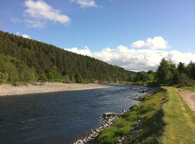The River Spey Is A Jewel In The Crown Of Scottish Salmon Fishing