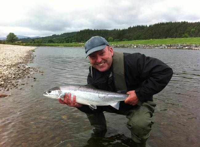 The King Of Fish In Scotland
