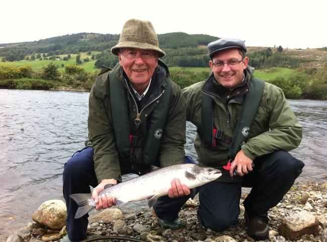 Salmon Fishing Is A Brilliant Outdoor Pursuit