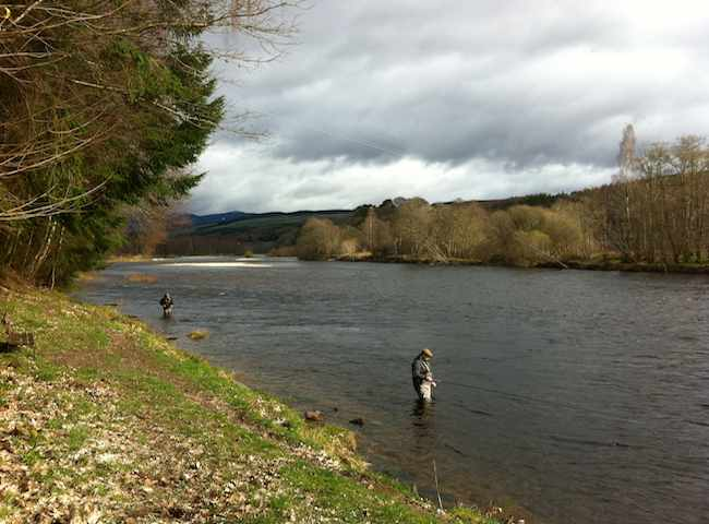 Scotland Is The Perfect Destination For A Salmon Fishing Holiday