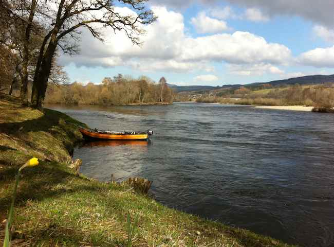 The Spring Is A Magical Time Of Year To Be Fishing In Scotland