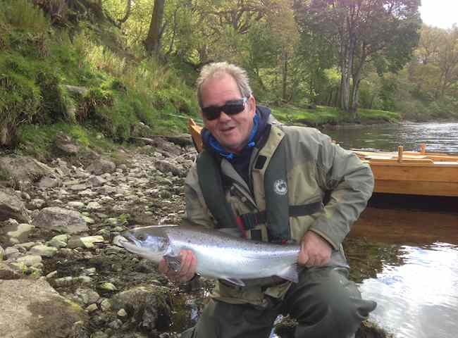 Salmon Fishing Holidays Scotland
