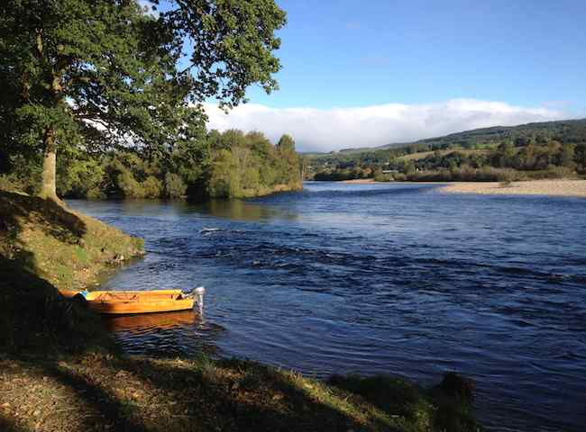 Scotland Has Some Of The Most Outstanding River Scenery In The World