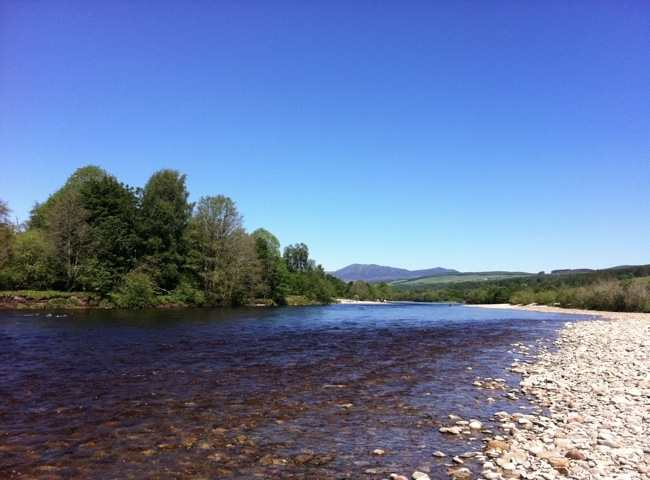 Scotland Has Many Perfect Salmon Fishing Rivers To Make The Perfect Fishing Holiday