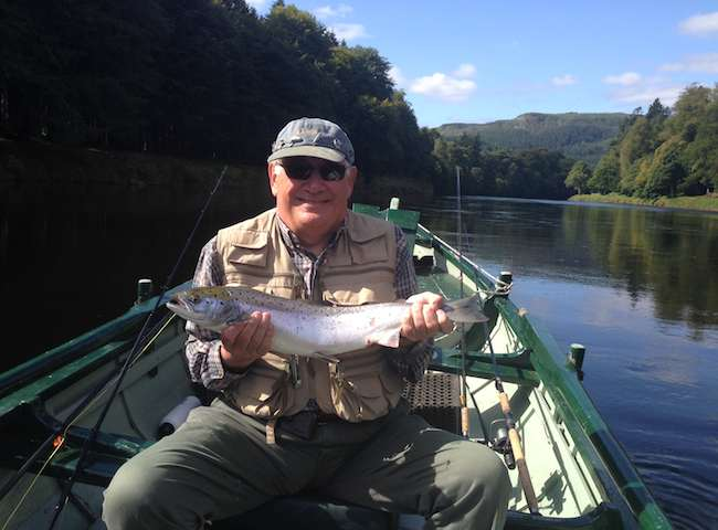 Fishing Holidays In Scotland
