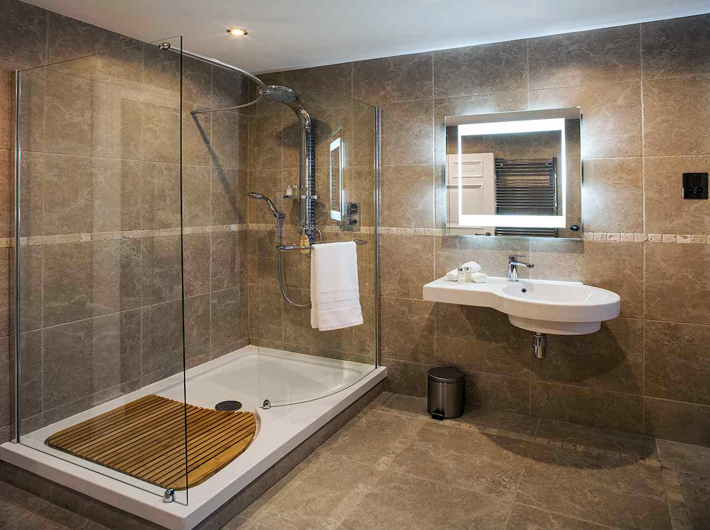 Luxury Bathroom Plans