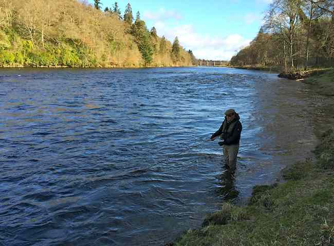 Scottish Spring Fishing Trips