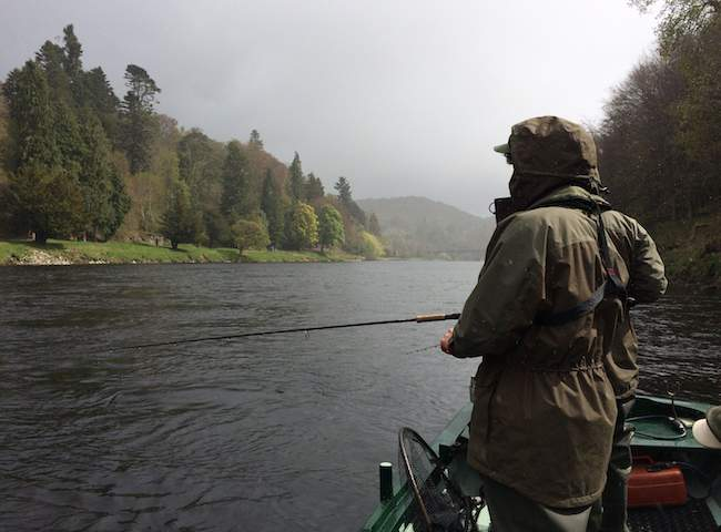 Plan A Scottish Fishing Trip