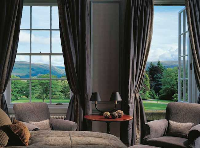 The Gleneagles Hotel Perthshire