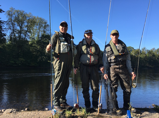 Scottish Salmon Guides