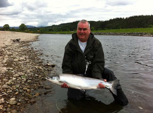 Salmon Fishing Information