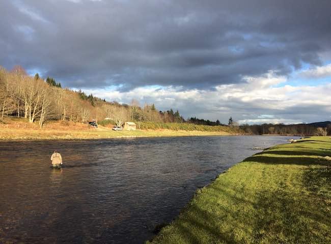 Perfect Scottish River Scenery