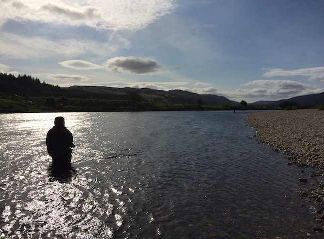 Booking A River Tay Fishing Trip