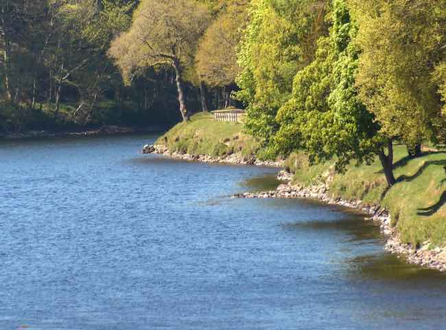 Where To Fish On The River Tay