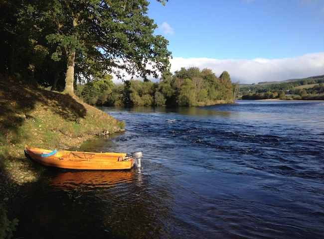 River Tay Fishing Trip